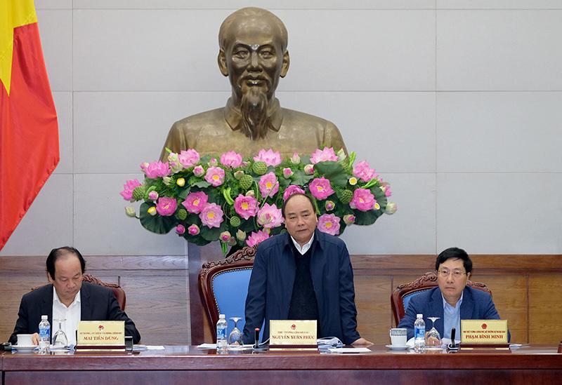 Thủ tướng Nguyễn Xuân Phúc,Nguyễn Xuân Phúc,quan hệ Việt Lào,hợp tác Việt Lào