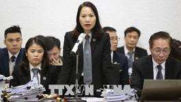 Xét xử ông Đinh La Thăng: PVN xin giảm nhẹ tội cho cựu cán bộ