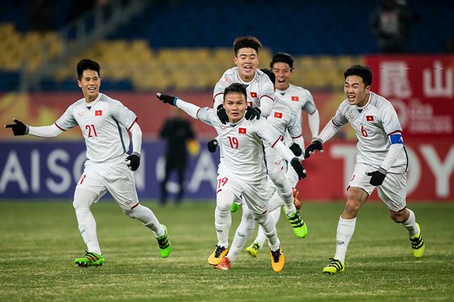 Bùi Tiến Dũng, thủ môn Bùi Tiến Dũng, U23 Việt Nam