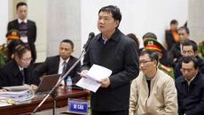 Ông Đinh La Thăng nói lời cay đắng, Trịnh Xuân Thanh bật khóc tại tòa