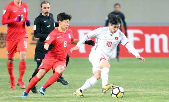 U23 Việt Nam,Công Phượng,Quang Hải,HLV Park Hang Seo