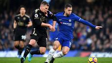 Chơi hơn người, Chelsea vẫn bất lực trước Leicester