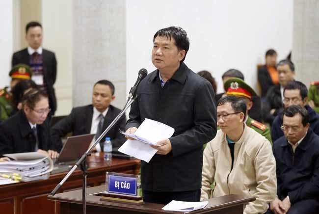 Đinh La Thăng,Trịnh Xuân Thanh,xét xử Đinh La Thăng,vụ án Trịnh Xuân Thanh,Tham nhũng,tham ô
