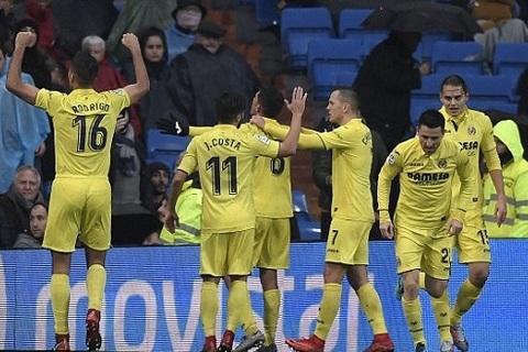 Real Madrid 0-1 Villarreal,