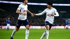 Harry Kane lập cú đúp, Tottenham nghiền nát Everton