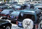 Hải quan thanh lý 50 xe công vụ: Rẻ nhất 45 triệu đồng