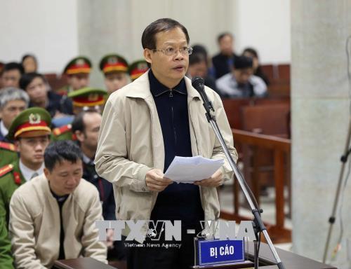 Xét xử ông Đinh La Thăng: Cựu lãnh đạo PVN xin 'xem xét đặc biệt' cho cấp dưới