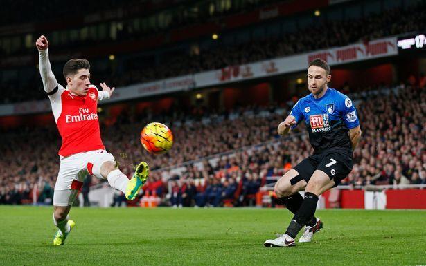 Arsenal,Wenger,Bournemouth,link xem trực tiếp bóng đá