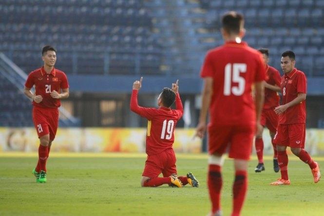 U23 Việt Nam,HLV Lê Thuỵ Hải,HLV Park Hang Seo,Quang Hải