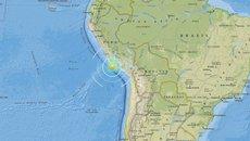 Cảnh báo sóng thần do động đất ngoài khơi Peru