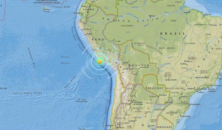sóng thần,động đất,địa chấn,Thái Bình Dương
