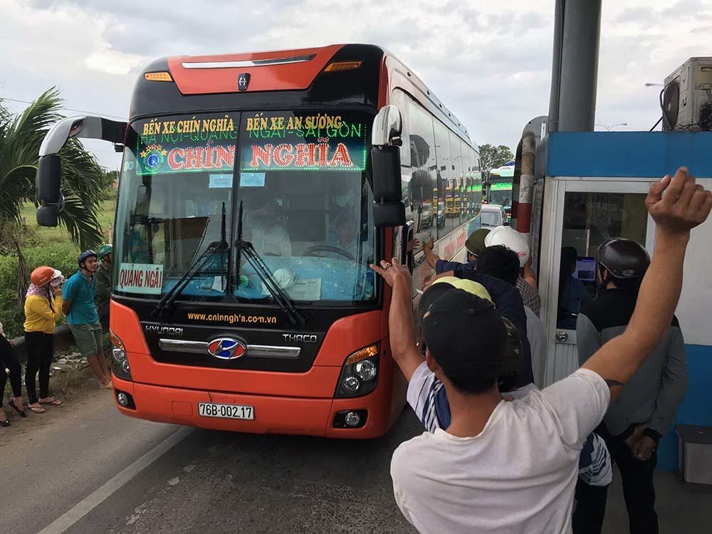 Trạm thu phí Sông Phan,trạm Sông Phan,BOT Sông Phan,Bình Thuận
