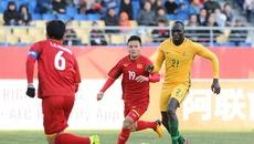 Video chiến thắng lịch sử của U23 Việt Nam trước Australia