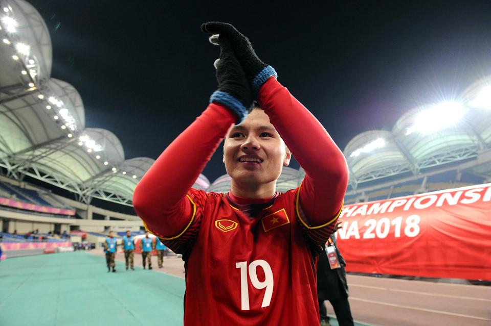 """Quang Hải: """"Đây là kỳ tích đáng nhớ của bóng đá Việt Nam"""""""