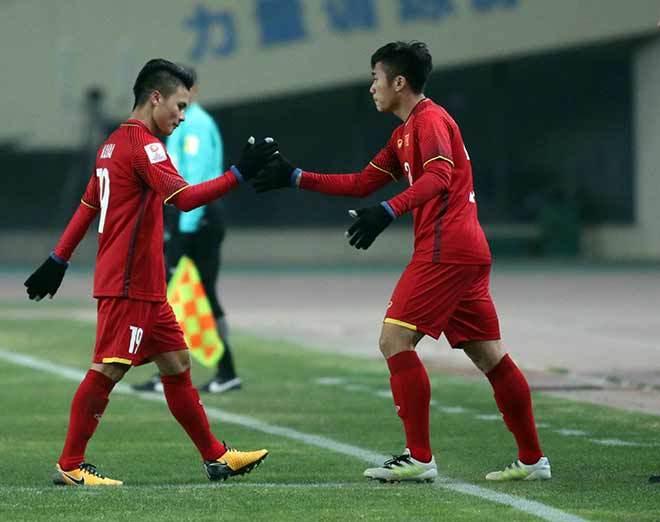 U23 Việt Nam,Quang Hải,HLV Park Hang Seo,U23 Australia