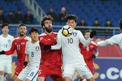 Cầm hòa Hàn Quốc, U23 Syria quyết đấu với U23 Việt Nam
