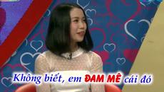 Sở thích lạ của cô chủ shop mỹ phẩm khiến MC Quyền Linh bối rối