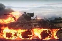Hâm nóng đồ hộp làm cháy xe thiết giáp giá gần nửa triệu đô