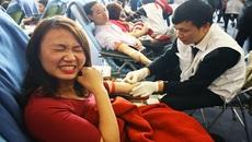 Khi bạn sợ kim tiêm nhưng vẫn muốn đi hiến máu