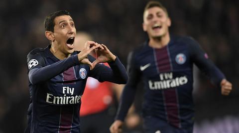 Nantes 0-1 PSG