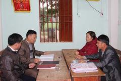Cách chức 5 đảng viên vi phạm kỷ luật Đảng