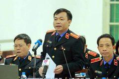 Xét xử ông Đinh La Thăng: Đại diện VKS chỉ đích danh lợi ích nhóm