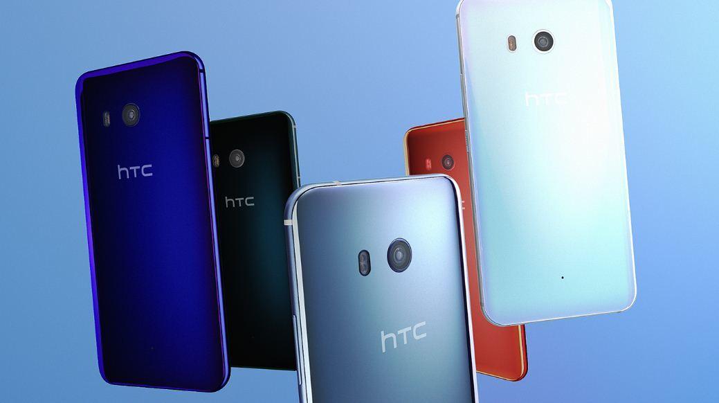HTC,Điện thoại HTC,HTC U11,HTC U11 Eye