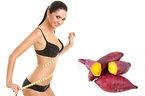 Giảm cân nhanh 5kg/tuần bằng cách ăn khoai lang?
