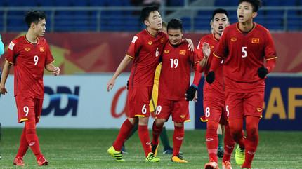 U23 ViệtNamvs U23Iraq: Khát vọng tiến bước!
