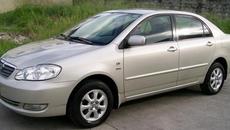 Top 5 ô tô cũ giá rẻ, siêu bền của Nhật
