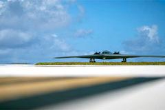 Mỹ điều nhiều siêu cơ, chiến hạm tới sát Triều Tiên