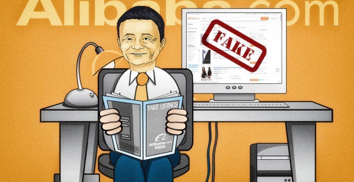 """Alibaba của Jack Ma bị tố bán """"hàng fake"""" ở Mỹ"""