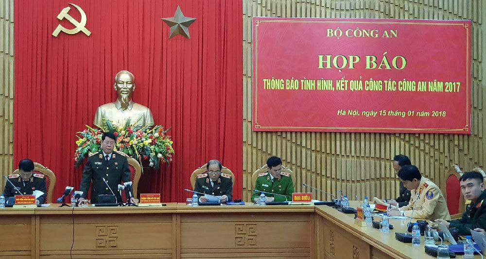 Bộ Công an,Vũ Nhôm,Phan Văn Anh Vũ