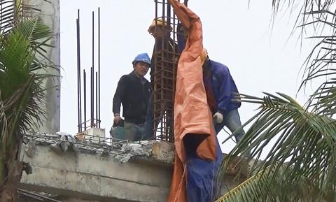 xây dựng trái phép