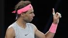 Nadal khởi đầu như mơ ở Australian Open 2018