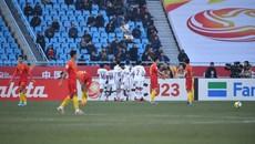U23 Qatar loại U23 Trung Quốc khỏi giải châu lục