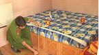 Phát hiện bé sơ sinh tử vong trong nhà nghỉ