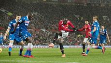Video bàn thắng MU 3-0 Stoke