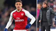 Chelsea đột kích cướp Alexis Sanchez trước mũi MU