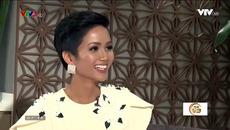 Hoa hậu H'Hen Niê nói về kỷ niệm nhớ đời lần đầu lên Sài Gòn