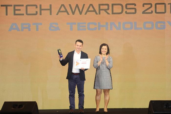 Loạt sản phẩm công nghệ lên ngôi tại Tech Awards 2017