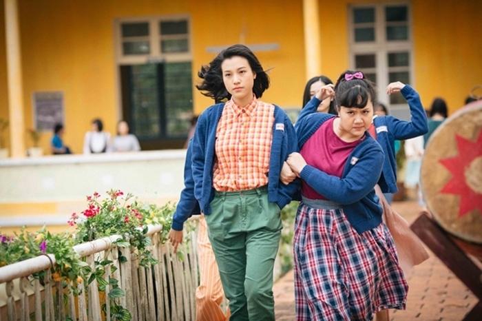 Hoàng Oanh,Nguyễn Quang Dũng,Tháng năm rực rỡ,phim chiếu rạp
