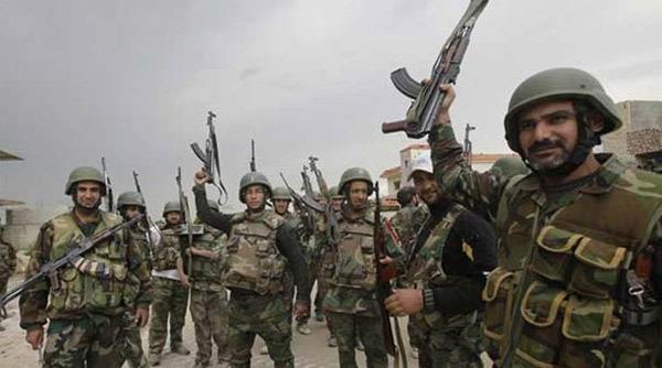 Nga,Mỹ,Syria,quân đội Syria