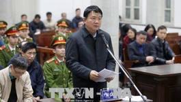 Ông Đinh La Thăng: Chỉ định thầu không phải do bị cáo cao hứng