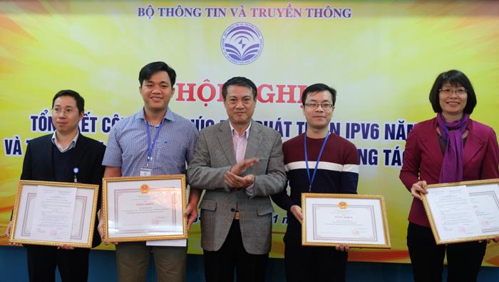 Internet,IPv6,Internet Việt Nam,VNNIC