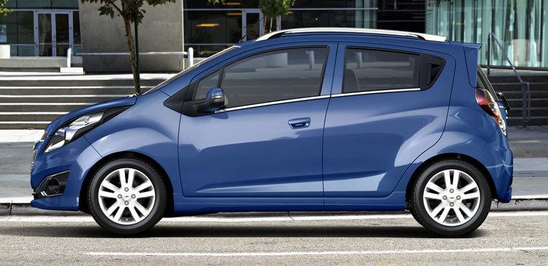 Những mẫu xe cỡ nhỏ giá chỉ khoảng 400 triệu đồng
