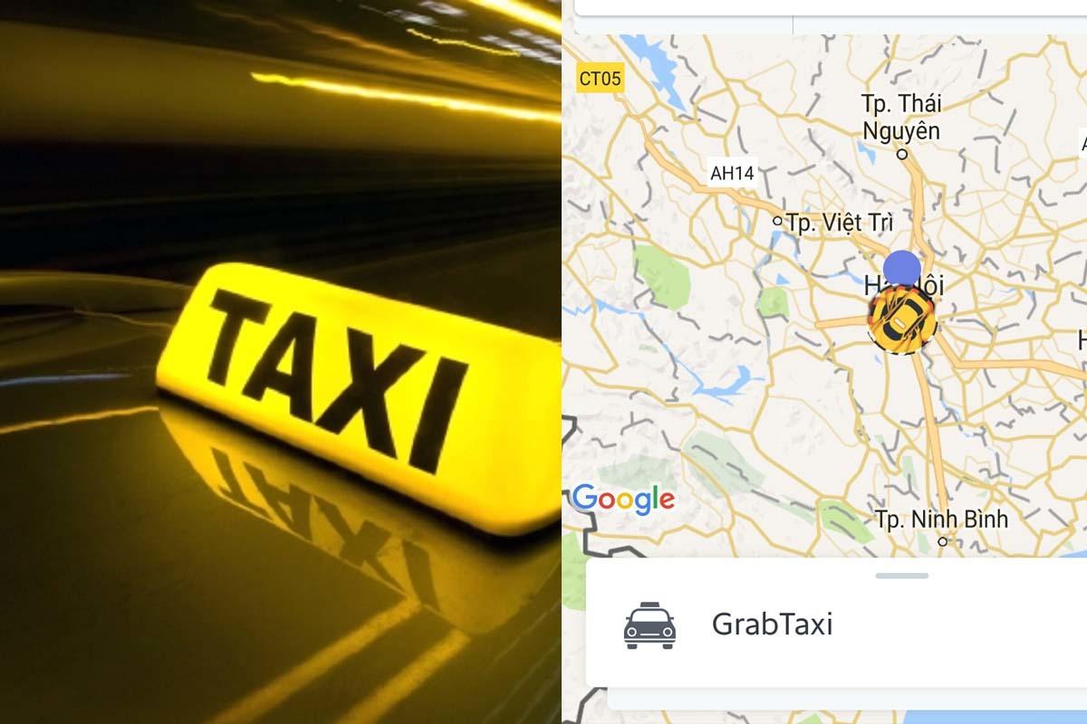 Grab,taxi truyền thống,thương mại điện tử,Bộ Giao thông vận tải