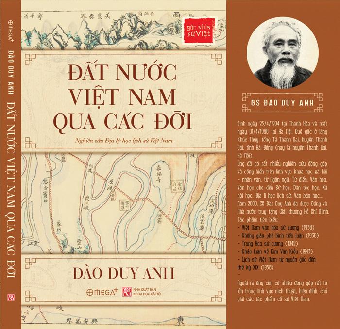 Cuốn sách lịch sử của GS Đào Duy Anh ai cũng nên đọc
