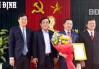 Nhân sự mới Quảng Ninh, Thanh Hóa, Bình Định