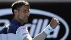 Djokovic thắng dễ trận ra quân Australian Open 2018